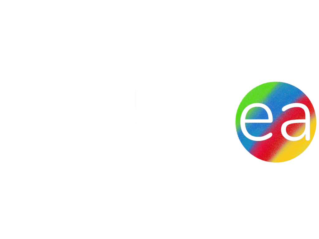 predictea - analytics logo white